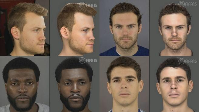 Incredible EA Sports Scanning Technology