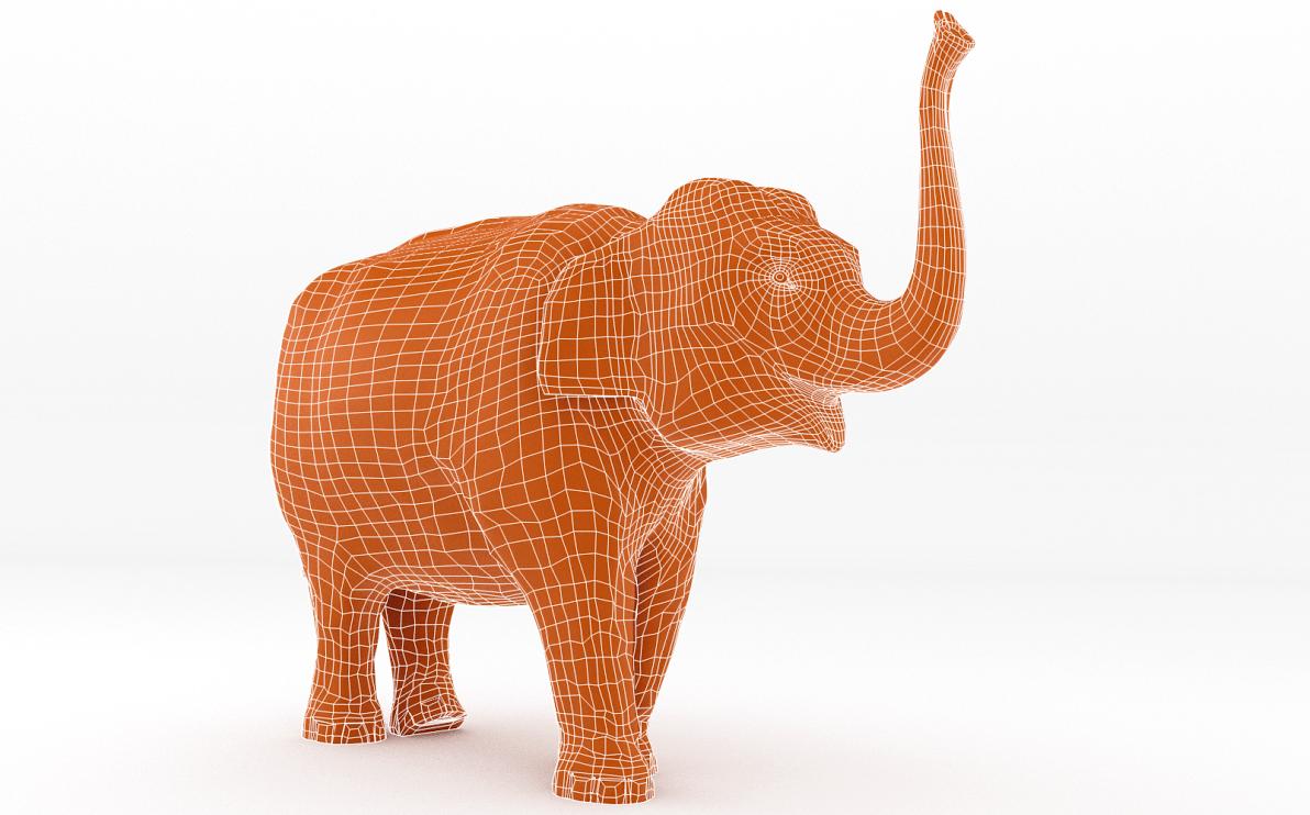 Animal Organization Is 3d Printing A Life Size Elephant