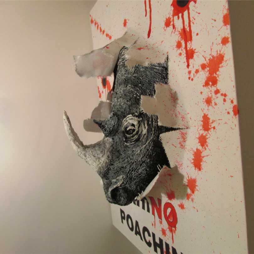 save the rhinos uk