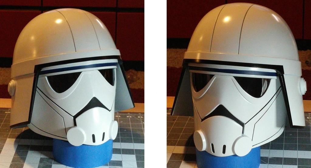 Jon Watson's 3D Printed Star Wars Rebels Helmet