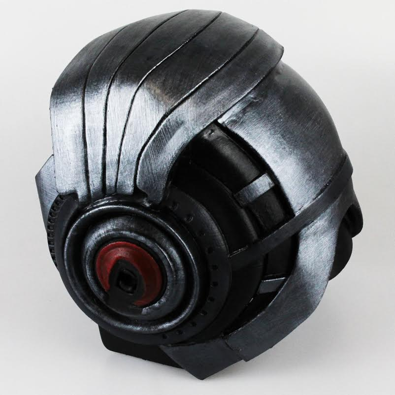 Incredible 3D Printed AntMan Helmet can be Printed Prior to the Release of Marvels Movie