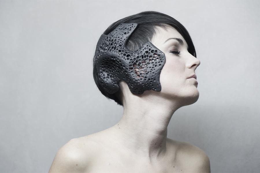 The Carapace Project Offers You A 3D Printed Body