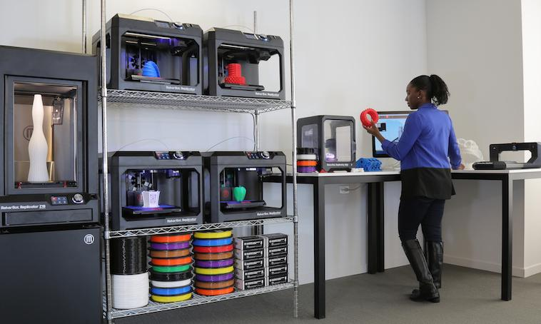 MakerBot Launches Starter Labs to Jumpstart 3D Printing