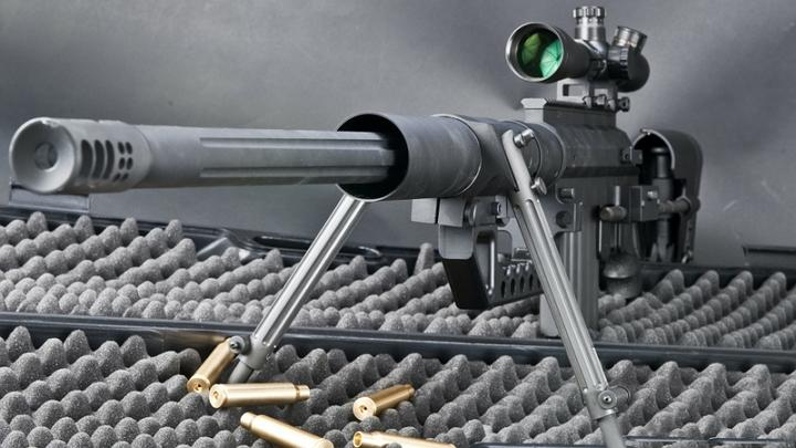 Awesome Wallpapers Girl Sniper A 3d Printed M 200 Sniper Rifle Model Opens The Door To