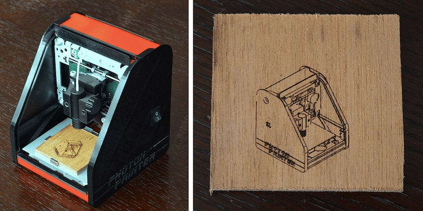 Make this 3D Printed Laser Engraver for Just 20  3DPrintcom