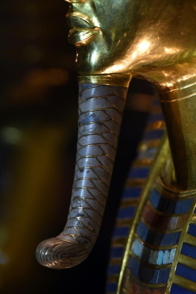 3D Scanning Helps Restore King Tutankhamuns Broken Beard