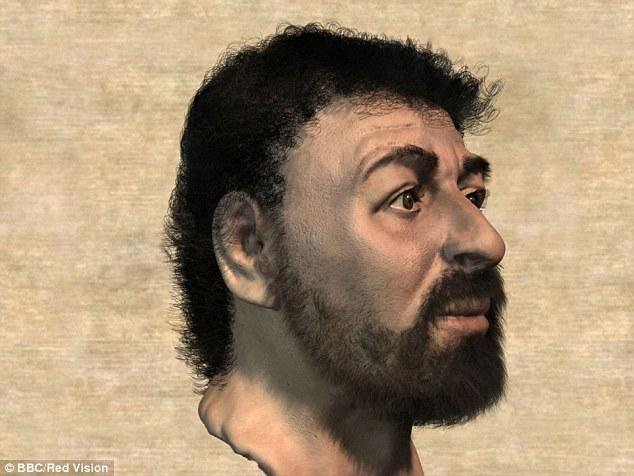 Image result for what did jesus of nazareth really look like