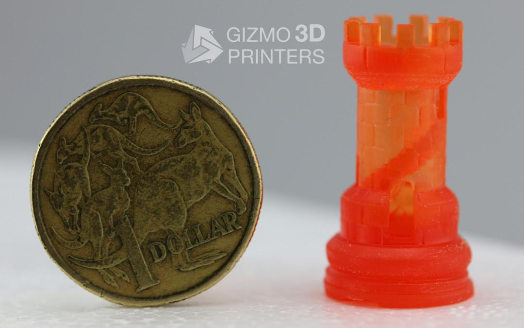 Top Down Light Cured Resin 3D Printer Gizmos GiziMate