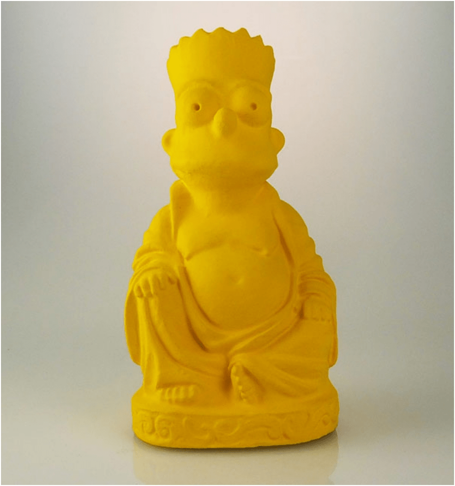 3D Printing Artist Chris Milnes Explores Controversial Pop Cultural Variations of Laughing