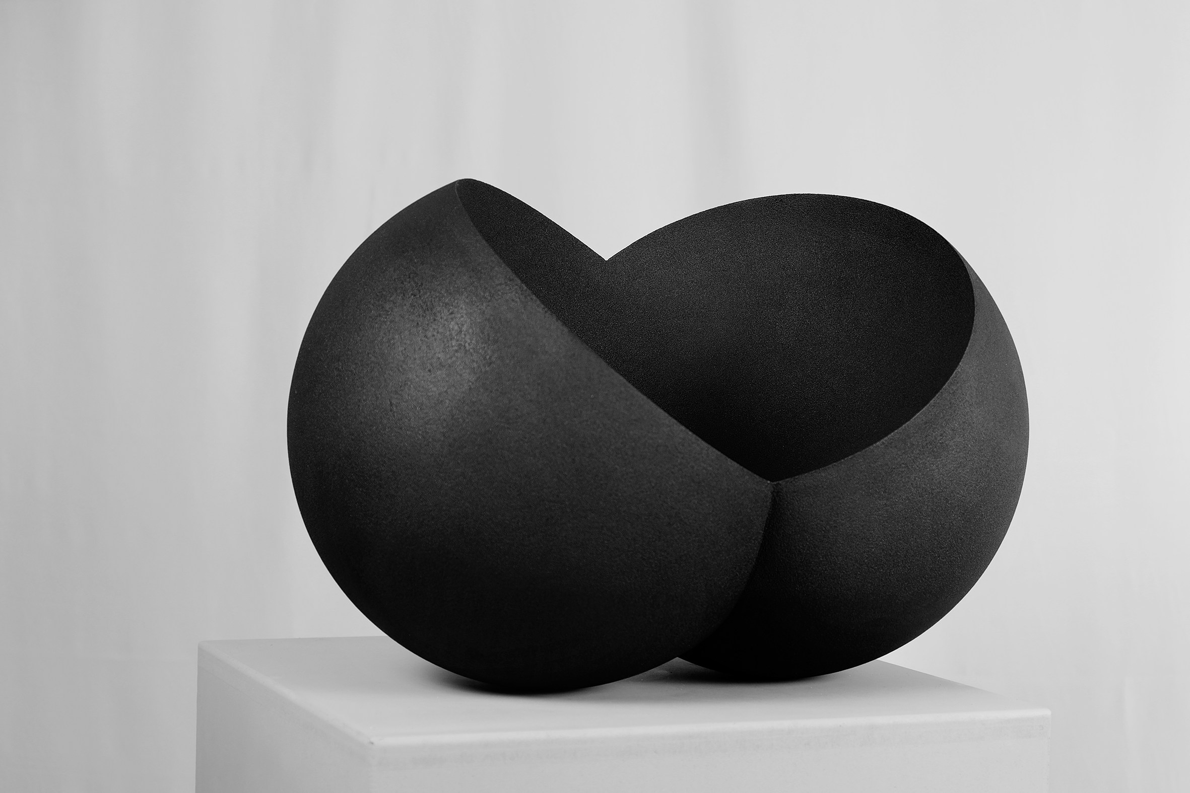 Spherical Creations Artist Dario Santacroce Creates Amazing 3D Printed Sandstone Sculptures