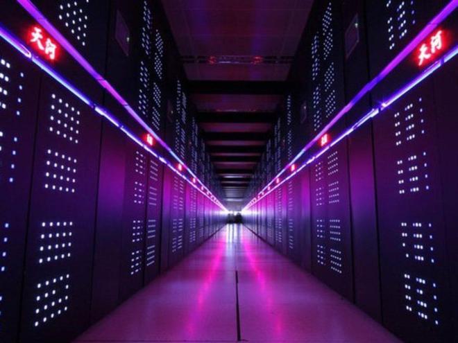 The Tianhe-2 Super Computer