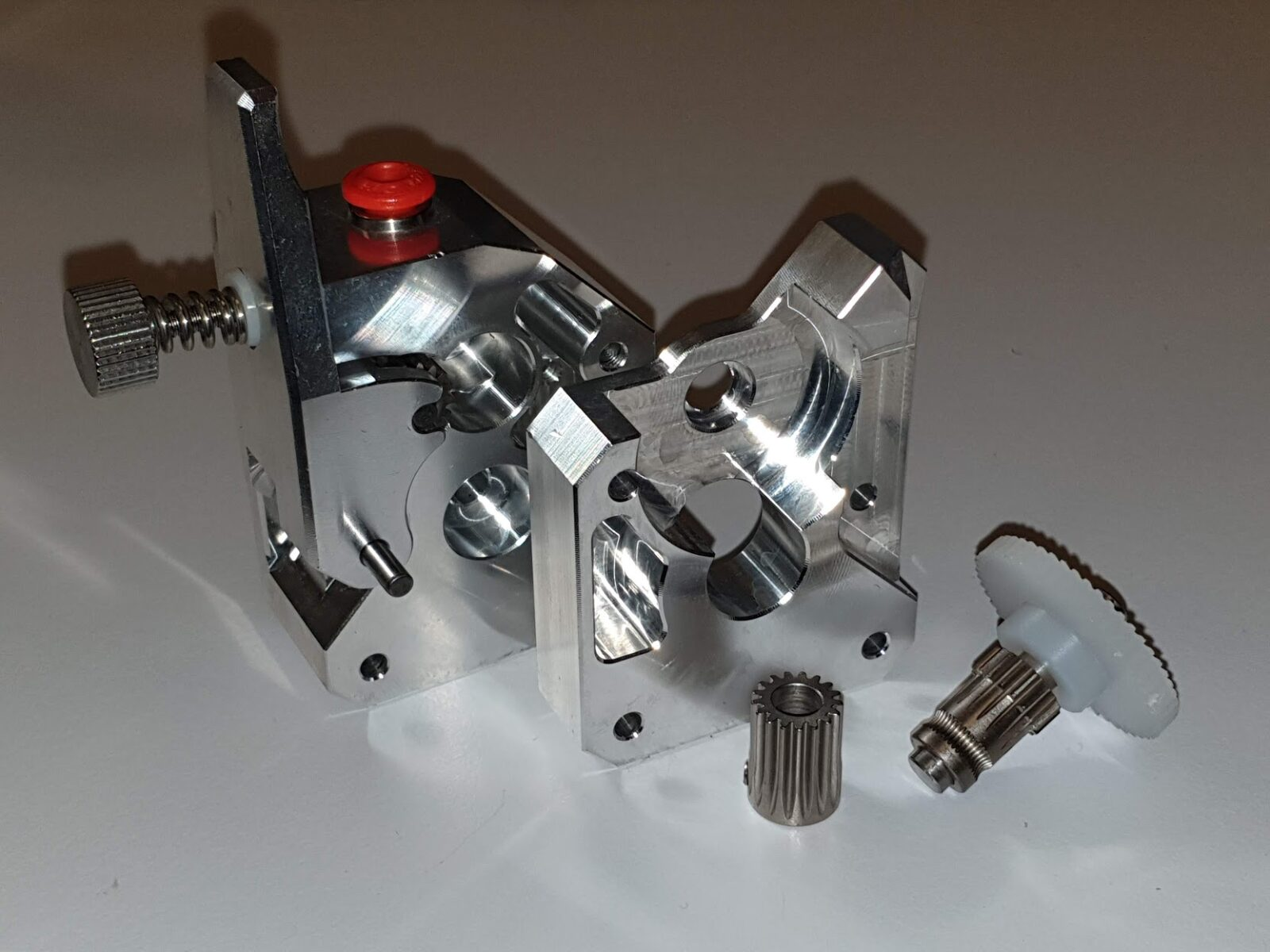 All Metal BMG Direct Drive Extruder 8 | All-Metal BMG Direct Drive Extruder - My New Favorite