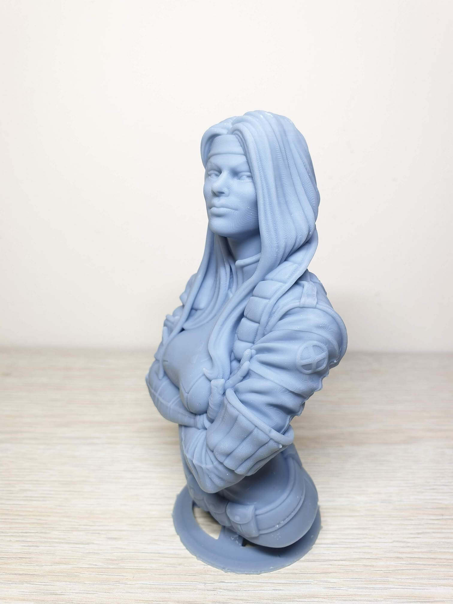 Rogue Bust Anycubic Photon Zero Review 3   Anycubic Photon Zero Review - Budget Resin Printer