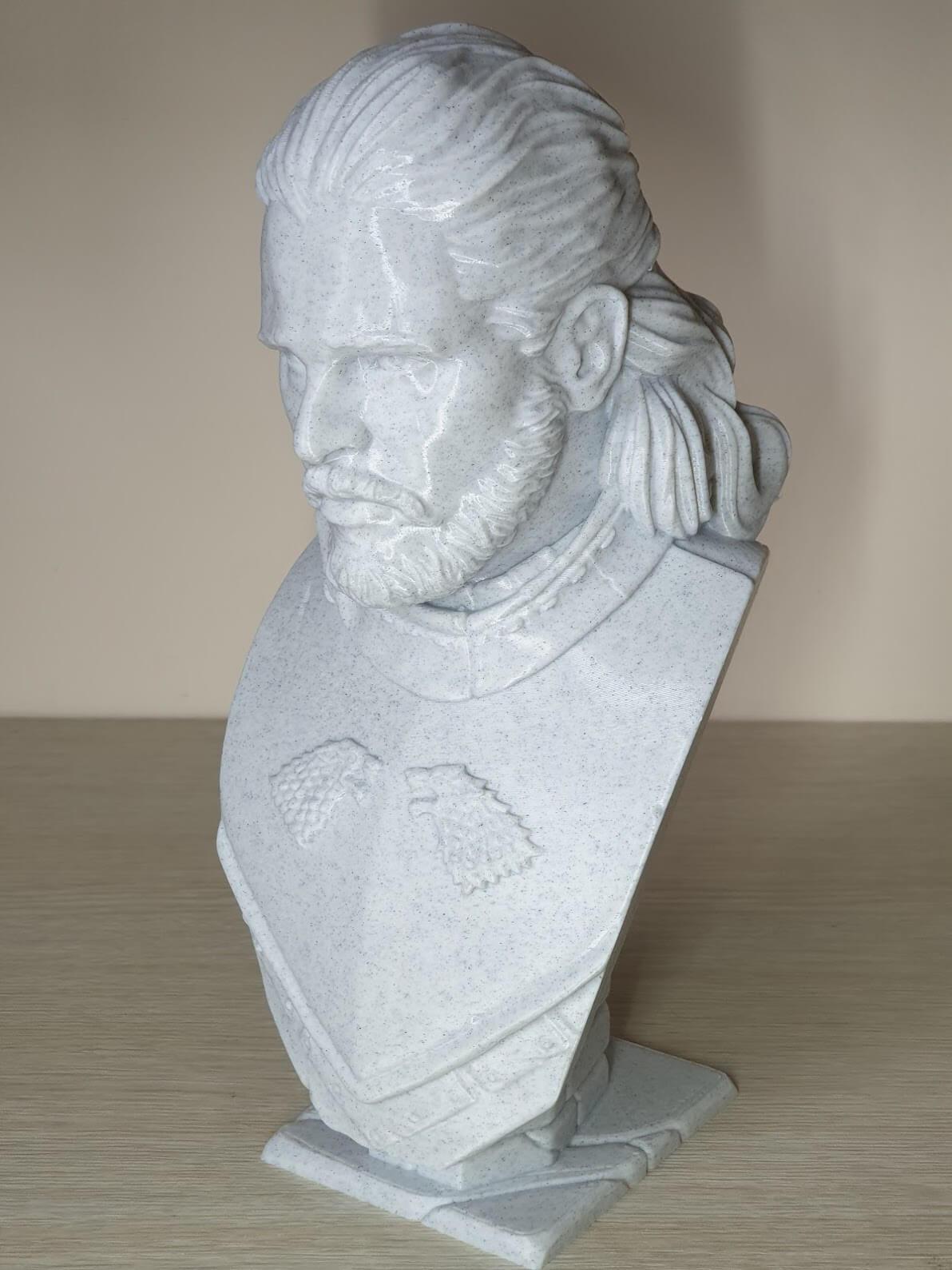 John Snow 3D Printing Ideas for Beginners
