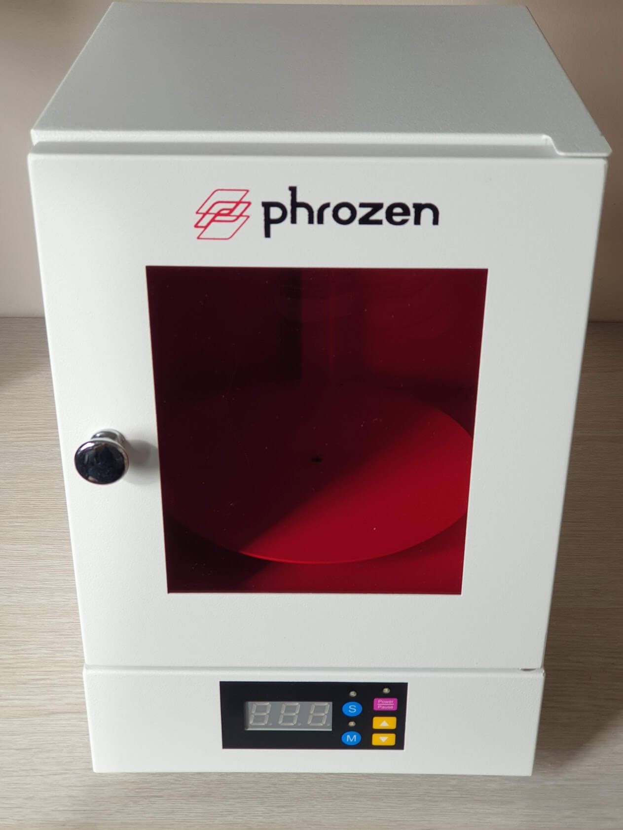 Phrozen Cure V2 Build Quality 2 | Phrozen Cure V2 - UV Resin Curing Station