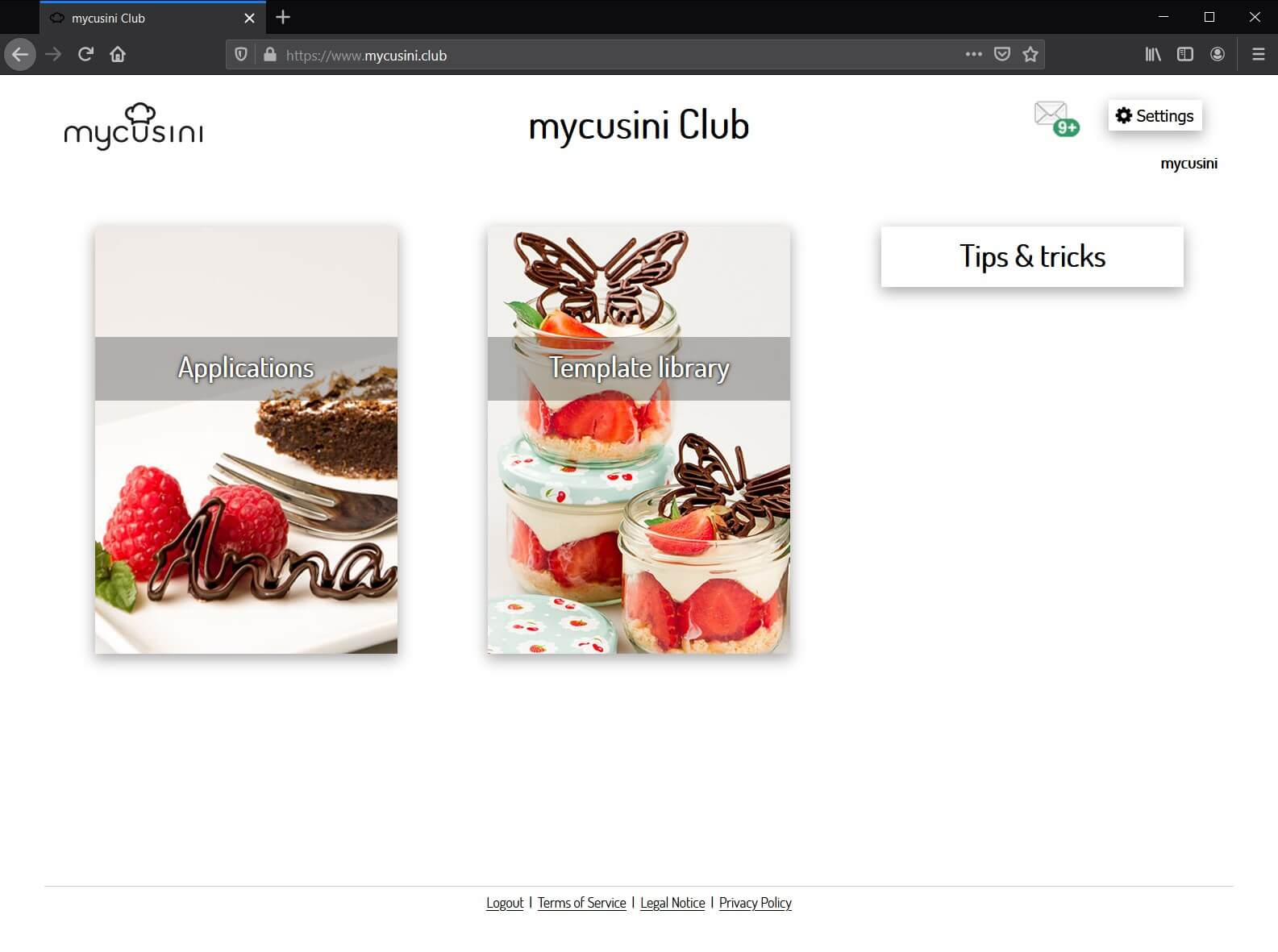 Mycusini-Club