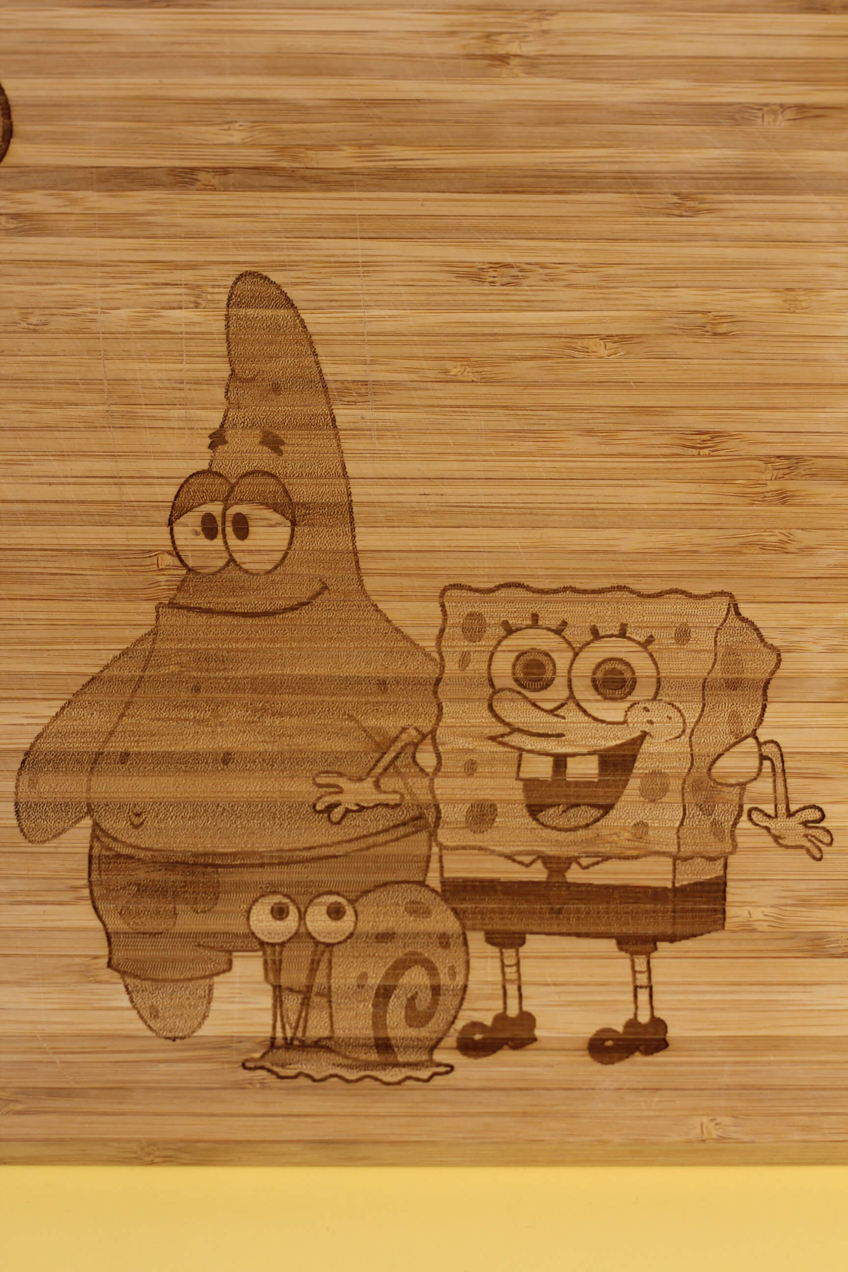 Spongebob-and-Patrick-on-ATOMSTACK-A5-2
