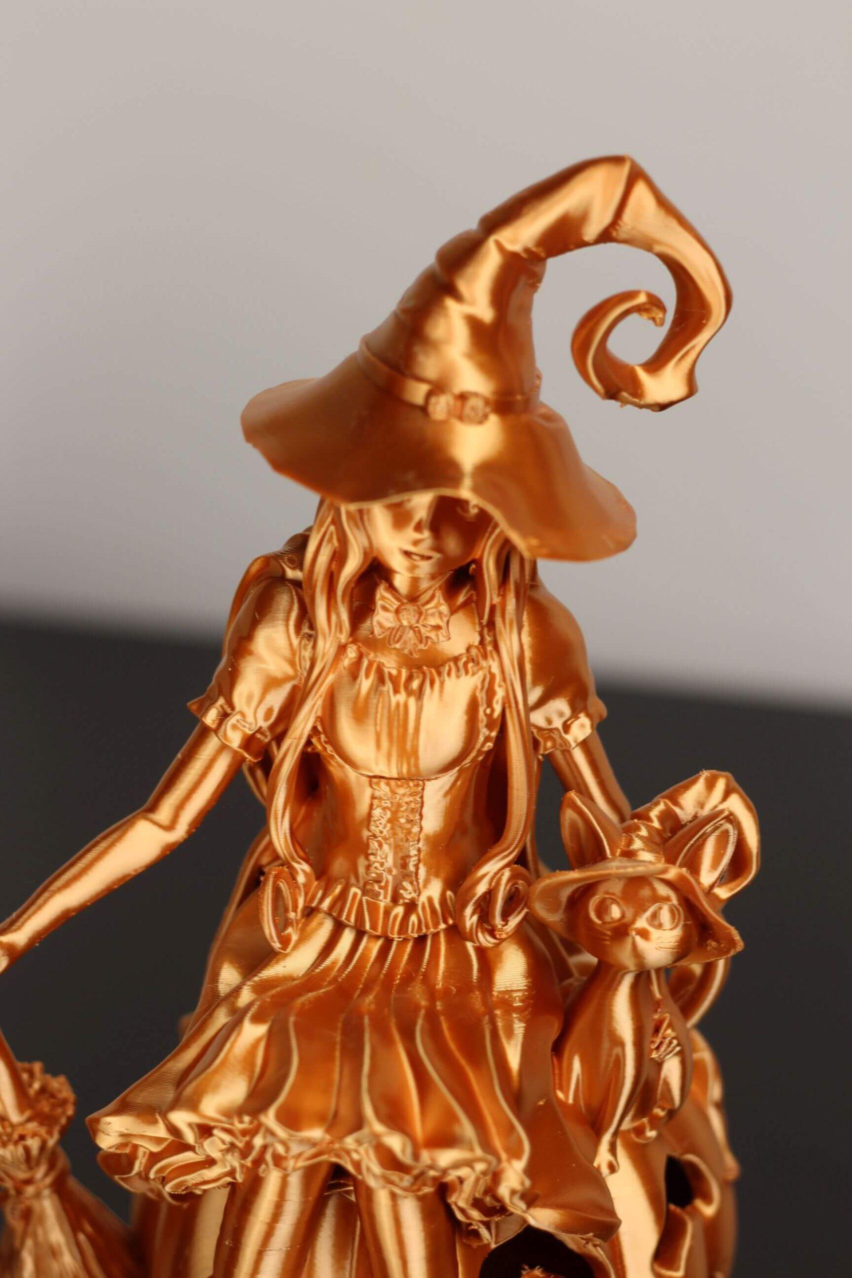 Zellae The Witch on CR 6 SE 7 scaled | Creality CR-6 SE Review: Ender 3 Evolution