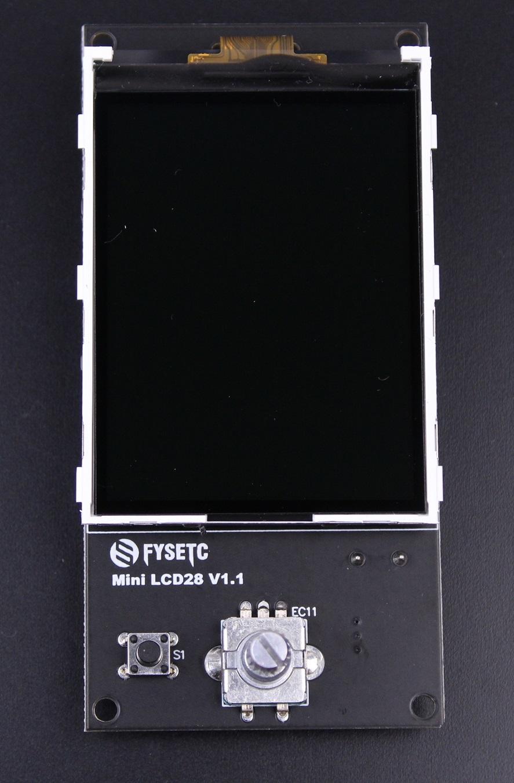 Fysetc-Prusa-Mini-Clone-2.8-Inch-TFT-2