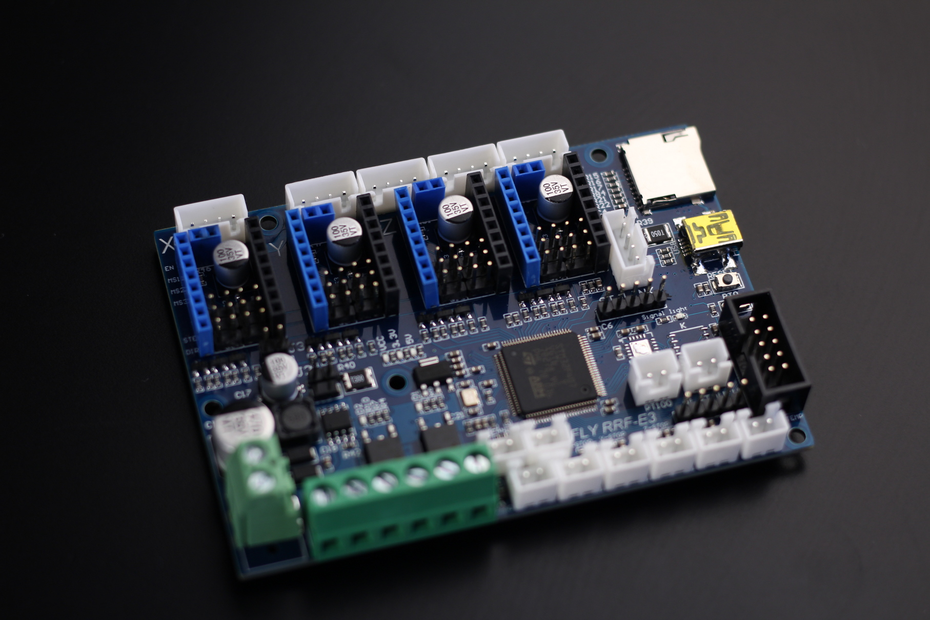 Mellow-FLY-RRF3-Board-Front