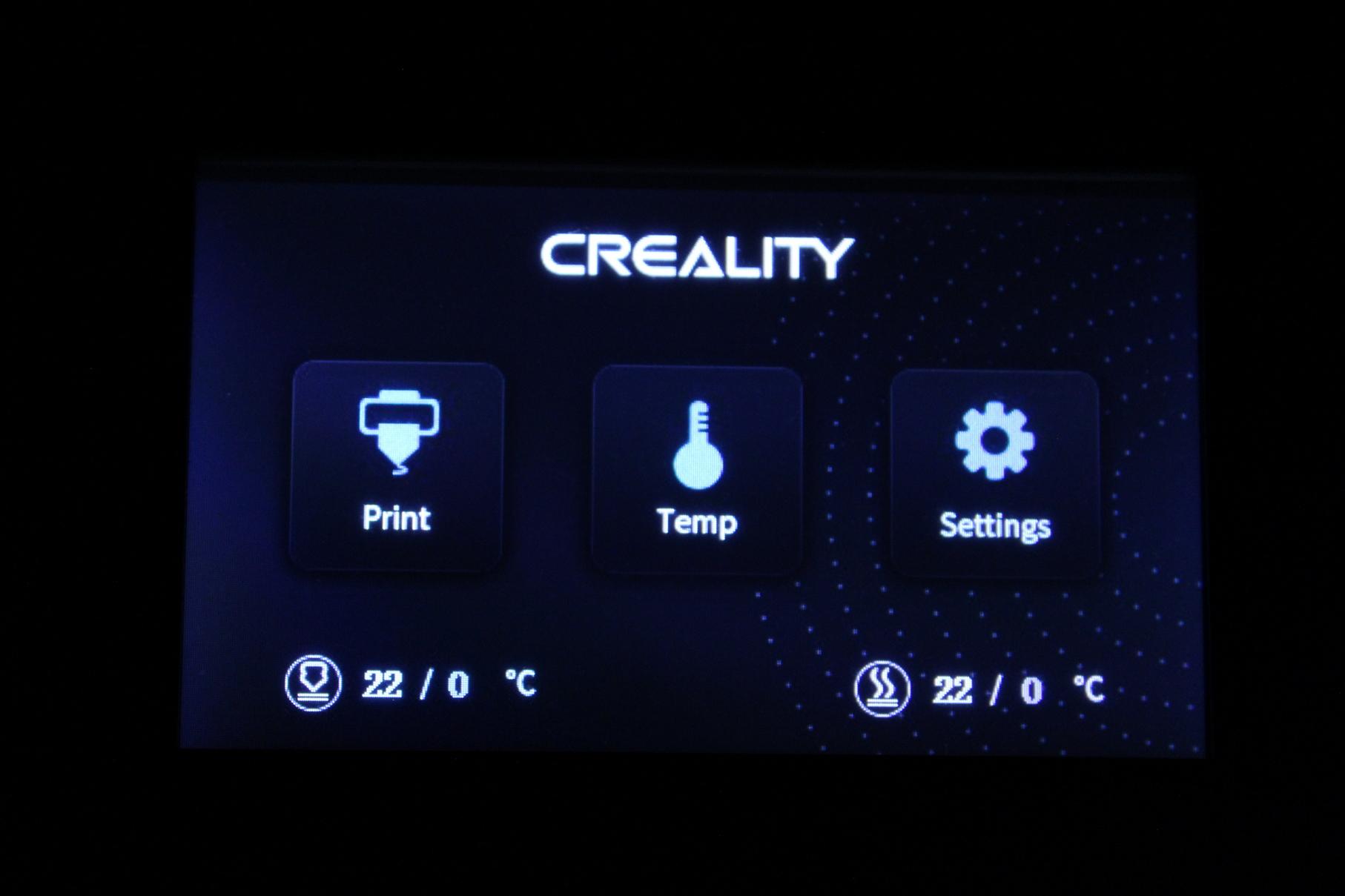 Creality-Sermoon-D1-TFT-Screen-Interface-1