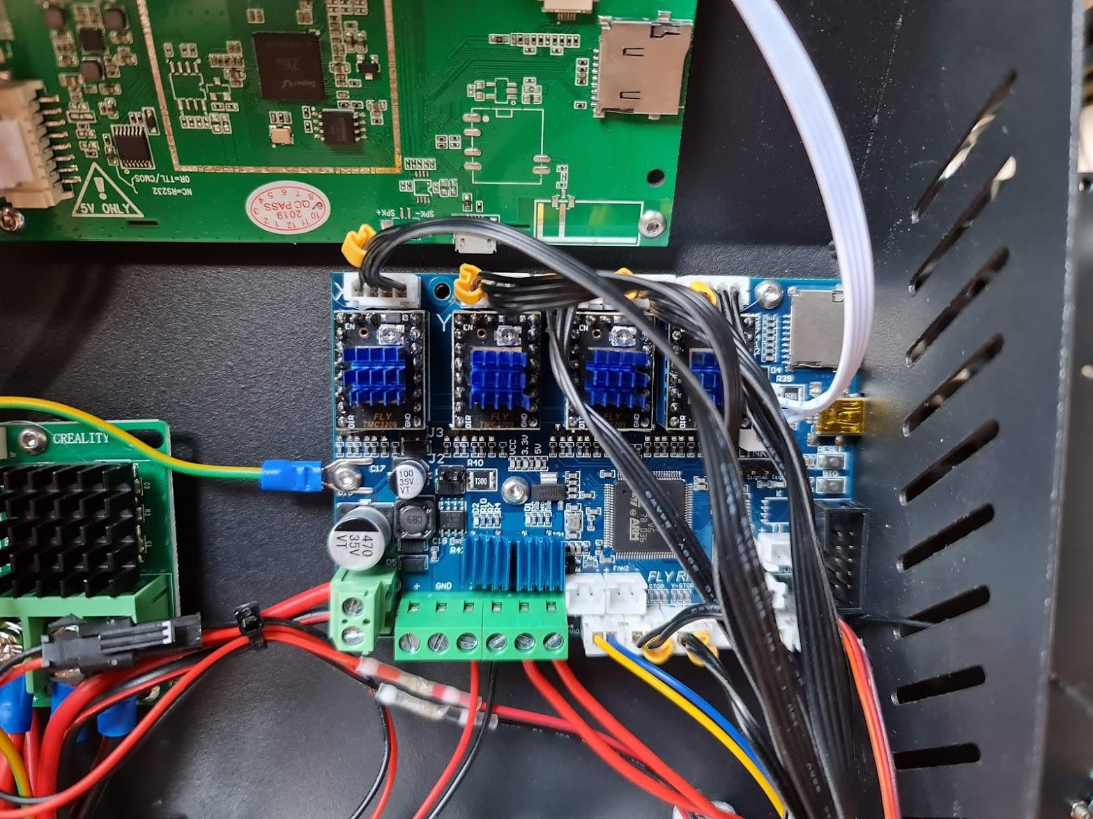 FLY-RRF-E3-installed-on-Ender-5-Plus