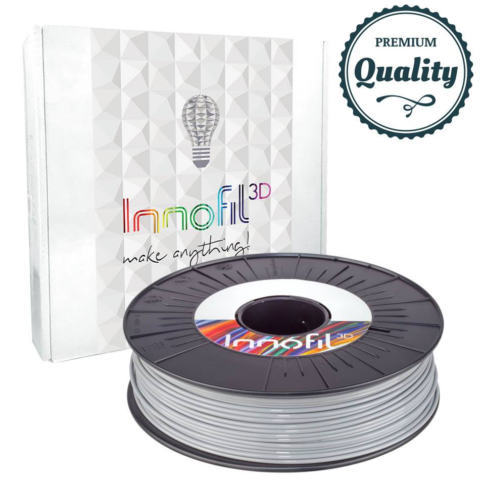 Innofil3D Premium PLA – Grijs