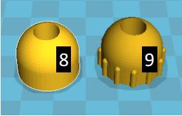 Z-Brace Balls