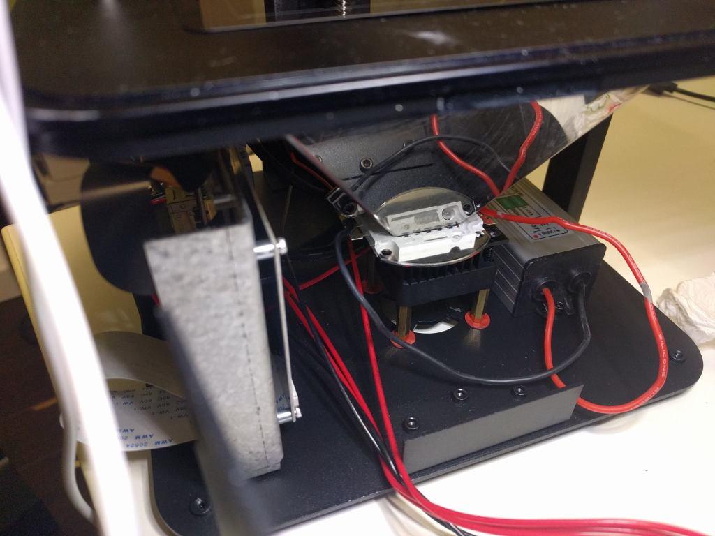 D7 UV Assembly