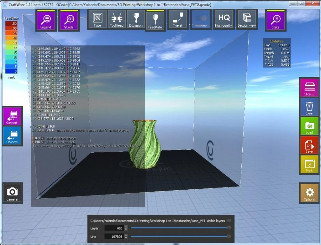 Software for 3D Printing  3D Modeling SoftwareSlicers3D Printer Hosts
