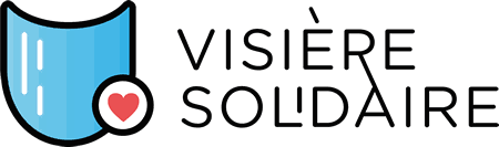 Logo initiatives visières solidaires