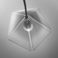 ZooM 3D Printed Lampshade's Unique Design