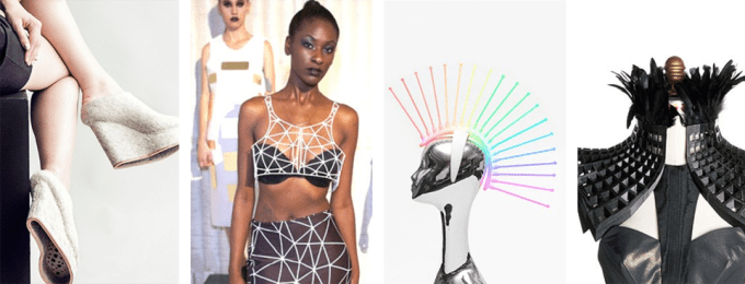 3d printing fashion show 3D print week new york