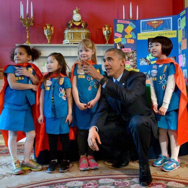 2015 White House Science Fair