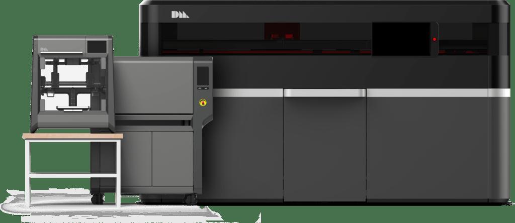 Desktop Metal 3D printers pricing and technical