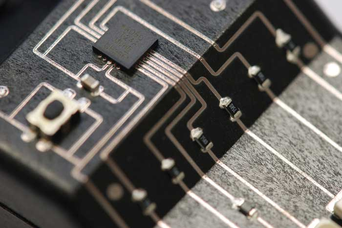 Printed Electronic Circuit