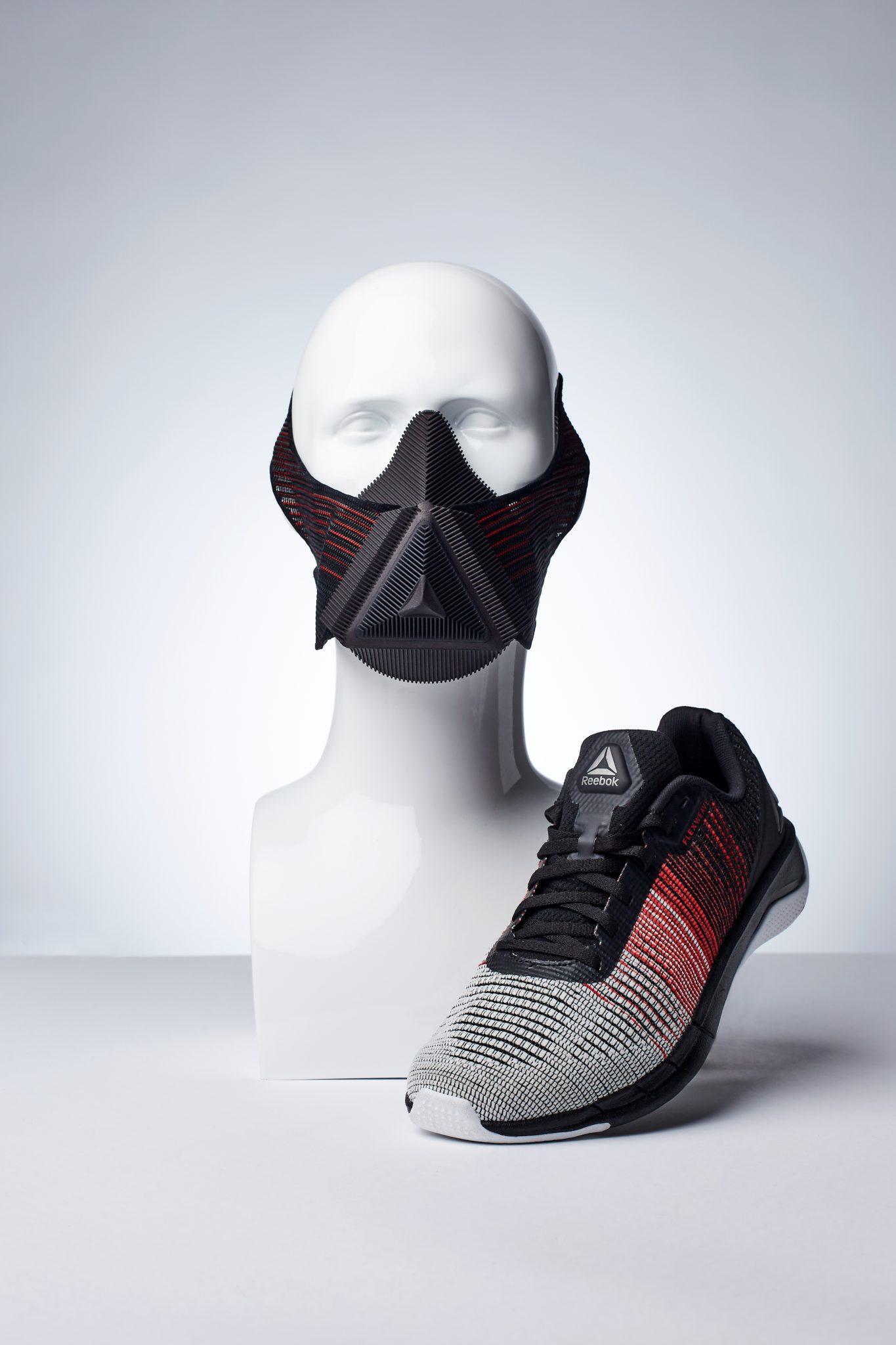 Interview Modla X Reebok 3d Printed Athlete S Mask 3d