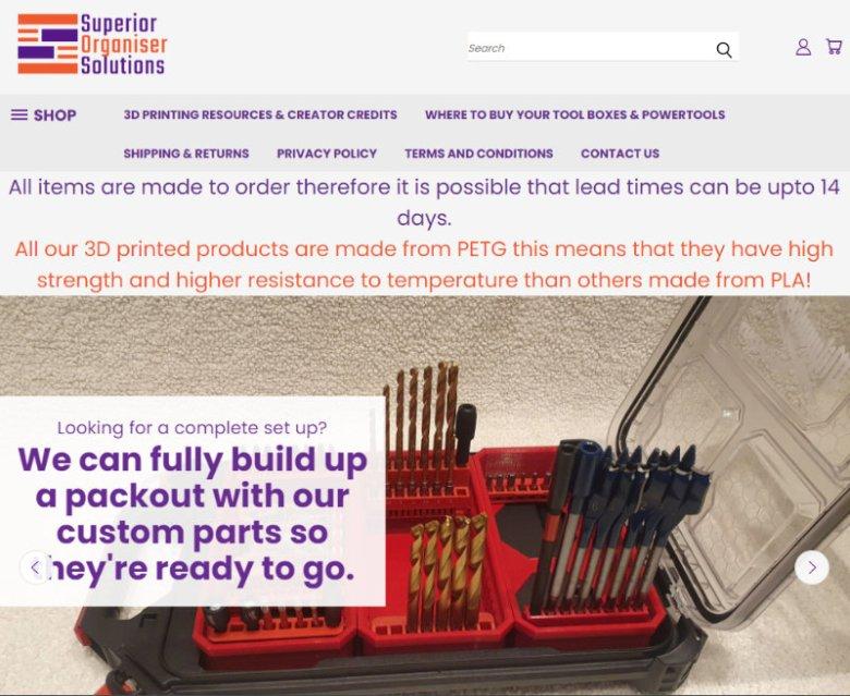 Superior Organizer Solutions