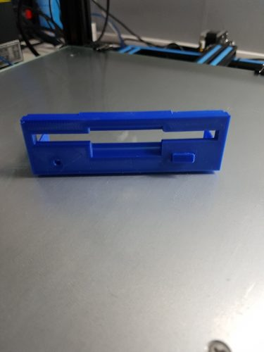 Amiga 4000 High Density Drive front And button