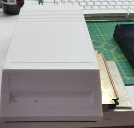 Commodore Amiga A590 Casing