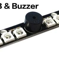 MATEK LED WS2812B+BUZZER