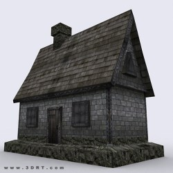 medieval houses pack