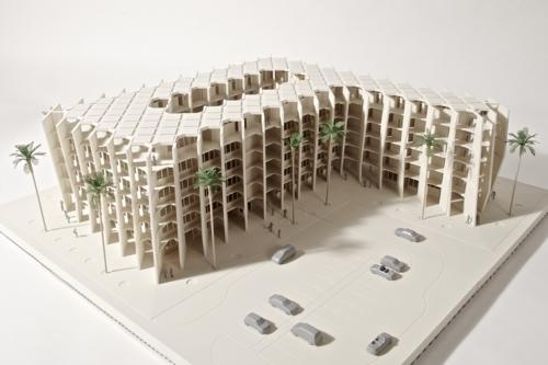 Voxeljet: 3D-Druck für Architektur-Modelle - 3Druck.com