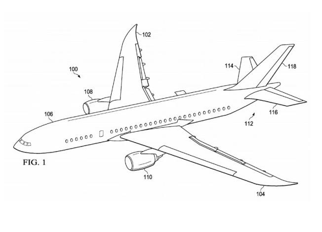 Boeing meldet Patent für 3D-Druck von Flugzeug