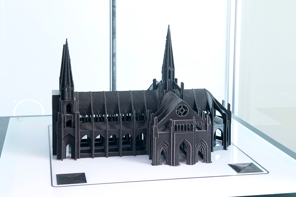 German RepRap bietet 3D Druck Seminar für Architekten an - 3Druck.com