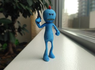 old-mr-meeseeks-3d-printed