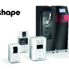 3 Position Remote 2018 Warn Winch Wiring Diagram 4 Solenoid Rapid Shape Bringt Die Neue Generation 3d Drucker Für Hörakustik Auf Den Markt - 3druck.com