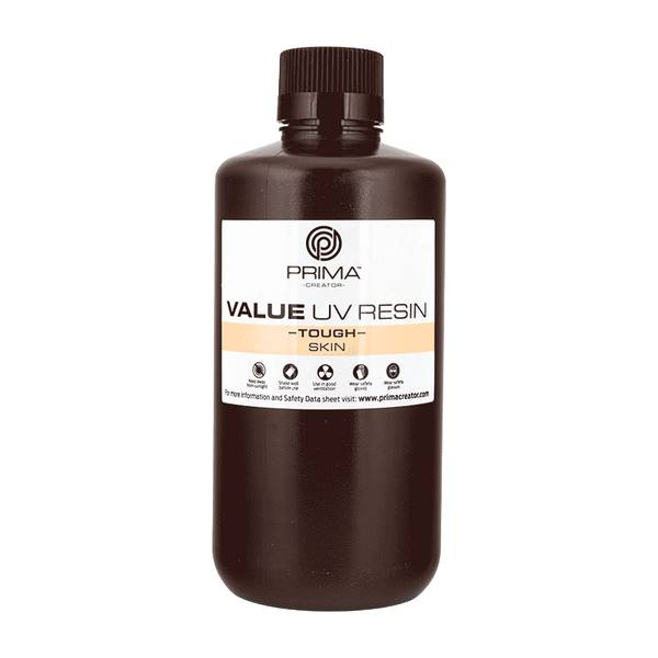 TOUGH UV DLP Resin SKIN 1000ml - PrimaCreator