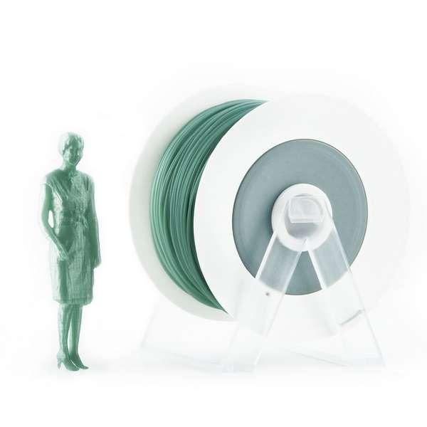 EUMAKERS PLA filament Pearl Green 1.75mm 1000g