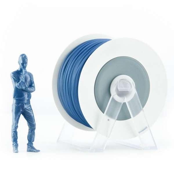 EUMAKERS PLA filament Pearl Blue 2.85mm 1000g